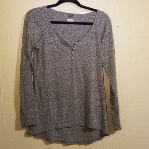 Aerie pullover lounge shirt L